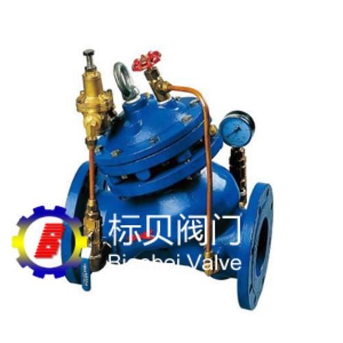 YX741X 可調式減壓穩壓閥