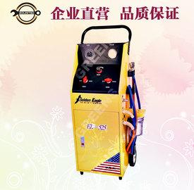 引擎润滑油系统免拆清洗机气动豪华型(黄色)EL-525