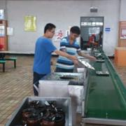 餐具回收输送设备