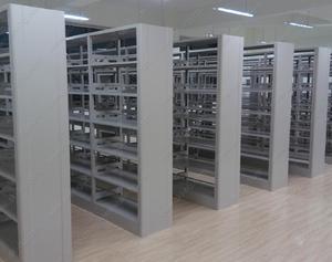 书架的结构功能与分类