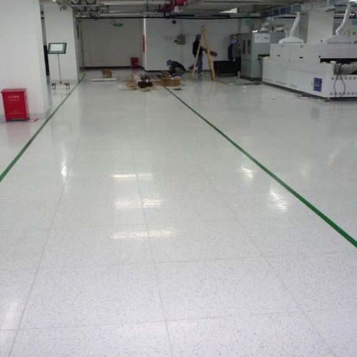 PVC防靜電地板