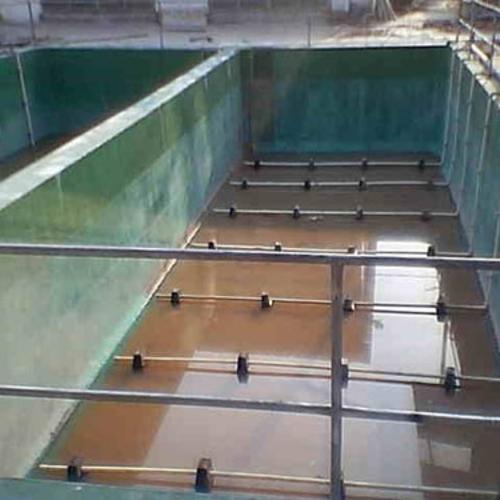 乙烯基玻璃布防腐地坪
