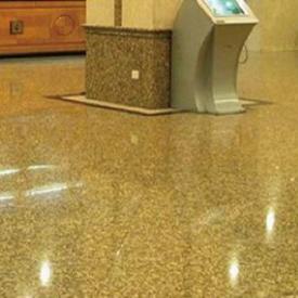 环氧树脂彩砂型地坪