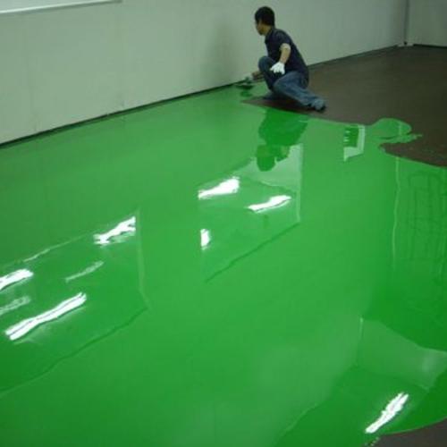 环氧树脂无溶剂自流平地坪