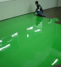 環氧樹脂無溶劑自流平地坪