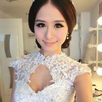 美丽新娘妆