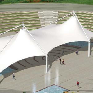 膜结构建筑的特点及应用领域