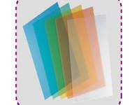 PVC材质装订胶片 透明装订封面