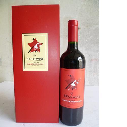 星得斯·拉丁之星红标红葡萄酒