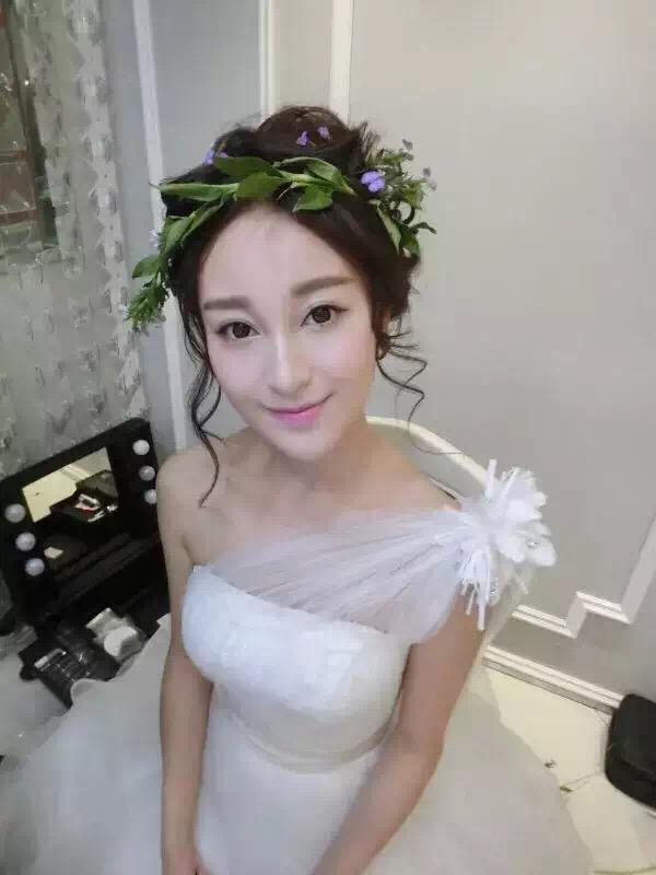 新娘造型秀