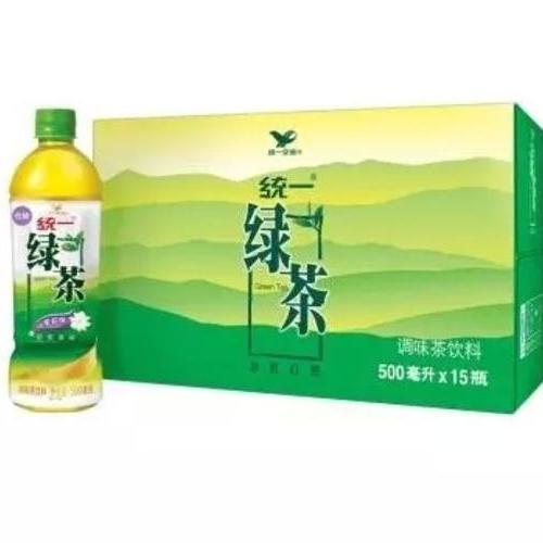 统一绿茶500ml*15