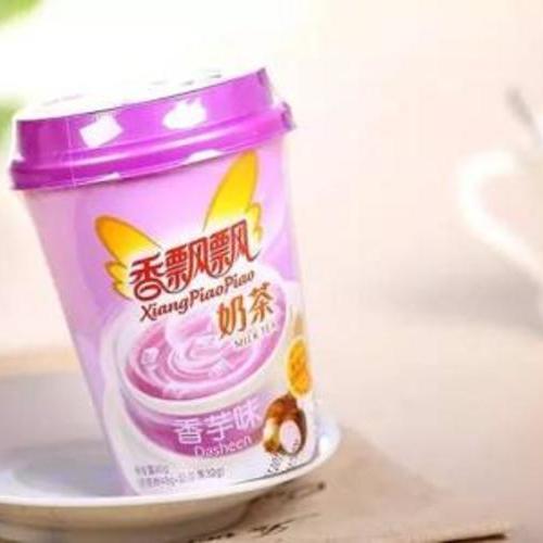 香飘飘奶茶80g(麦香味,原味,草莓味,香芋味)