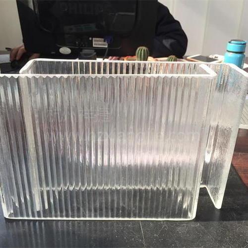 U型玻璃(条纹)