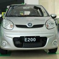 江铃E200- 2016款 舒适型