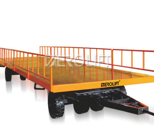 重型平板拖车--牵引车专供