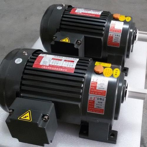 齿轮减速机型号说明及技术资料