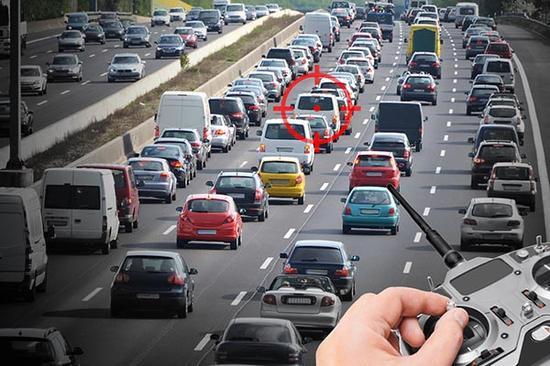 黑客远程控制汽车