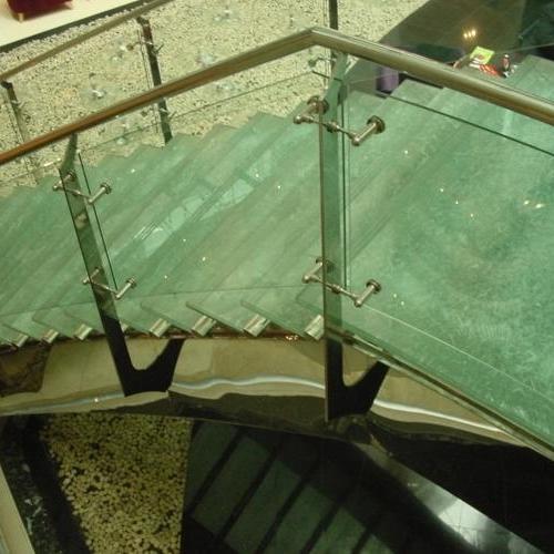 不锈钢栏杆工程案例
