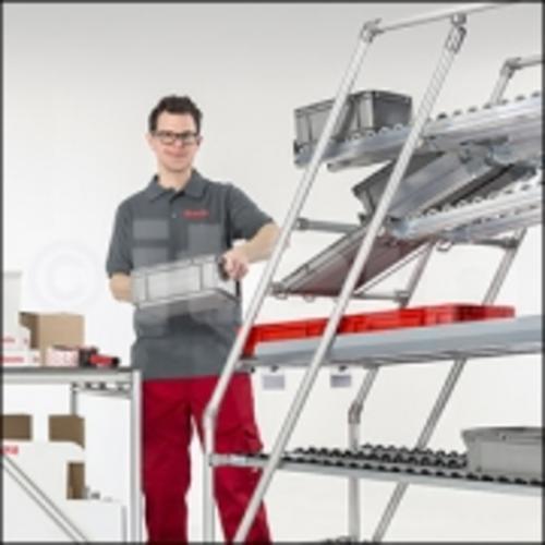 德国item工业铝型材D30精益管系统经销商:上海珏斐机电工程有限公司