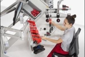德国item工作台系统经销商:上海珏斐机电工程有限公司
