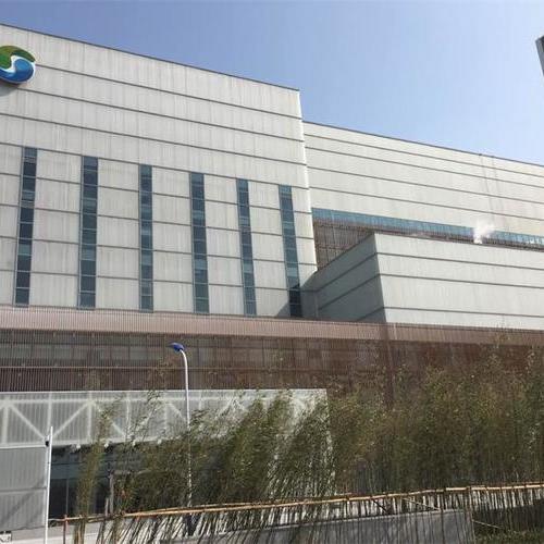 1.8万平广东珠海康恒垃圾焚烧发电厂项目
