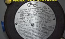 防爆微差压开关DWYER 1950-0-2F