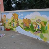 幼儿园彩绘实拍000013