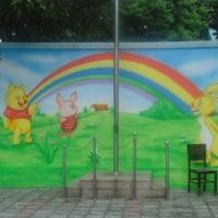 幼儿园彩绘实拍000001