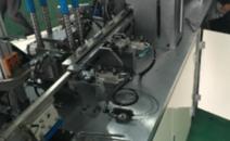 汽车连接器全自动组装检测机