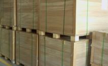 塑钢带打包木材