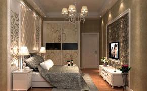 上海样板房装修的视觉效应