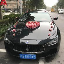 婚庆租车-玛莎拉蒂小总裁【Ghibili】