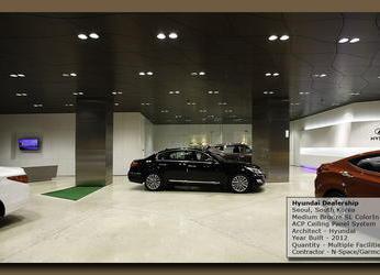 北京现代汽车4S店