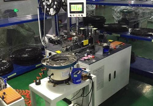 FPC连接器组装机