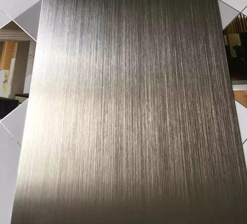 6277不锈钢拉丝铝板