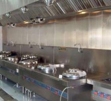 酒店廚房設備維修