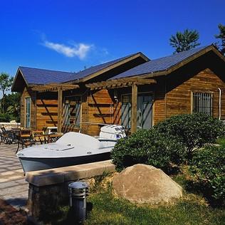 户外木屋实例