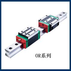 HIWIN QR系列─靜音式滾柱型直線導軌