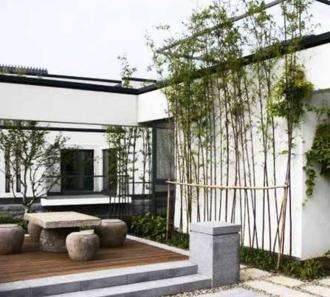 中式庭院风格设计 庄重与优雅