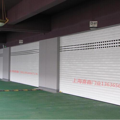 车库型材门8