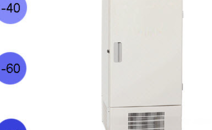 158L立式超低温冰箱