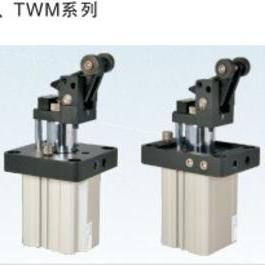 TWH TWM TWG TWQ系列阻挡气缸_上海蔓申实业有限公司