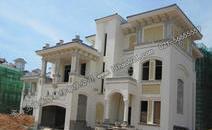 欧式建筑外墙装饰