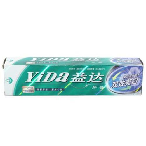益达双效美白牙膏 175克