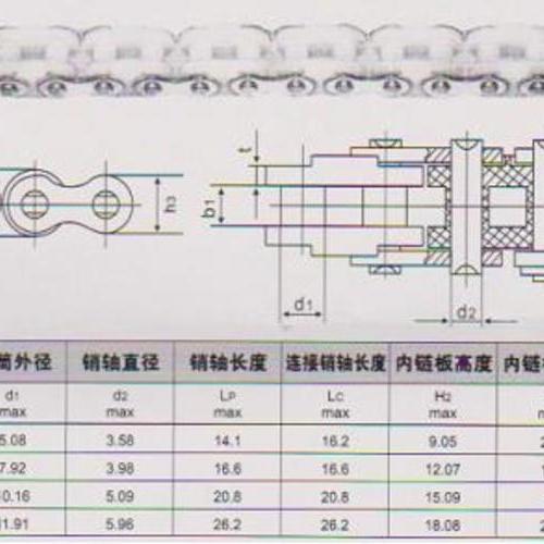 工程输送链条