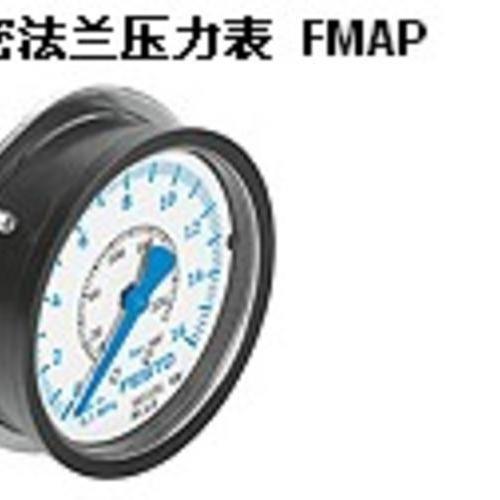 精密法兰压力表FMAP_上海蔓申实业有限公司