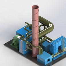 轉輪濃縮+RTO/RCO組合技術