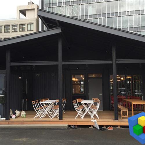 集装箱商铺4——咖啡馆餐馆