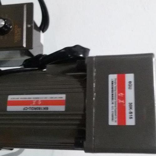 微型调速电机