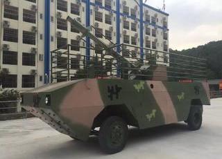 军事展——坦克